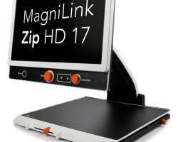 MagniLink Zip Premium with 17″ Display
